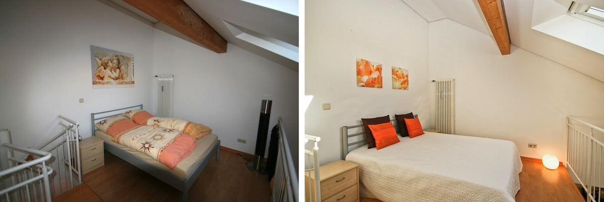 Home Staging Referenzen - IMMOstyling Home Staging Agentur