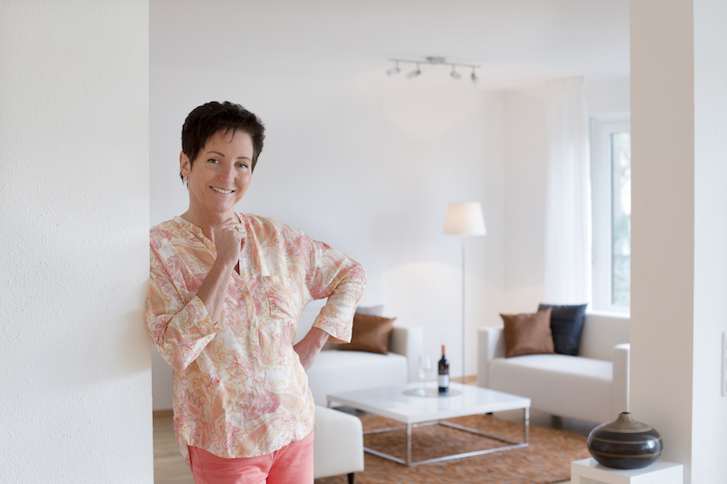 Home Staging Expertin Christine Schwertner